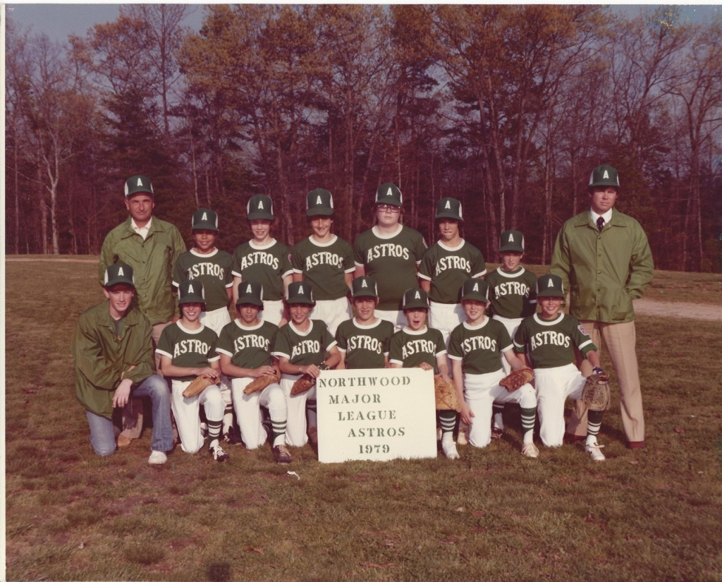 1979 Northwood Major Astros