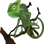 ChameleonCartoon