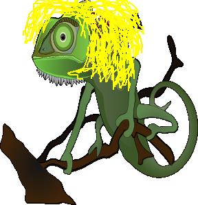 ChameleonCartoonHagar