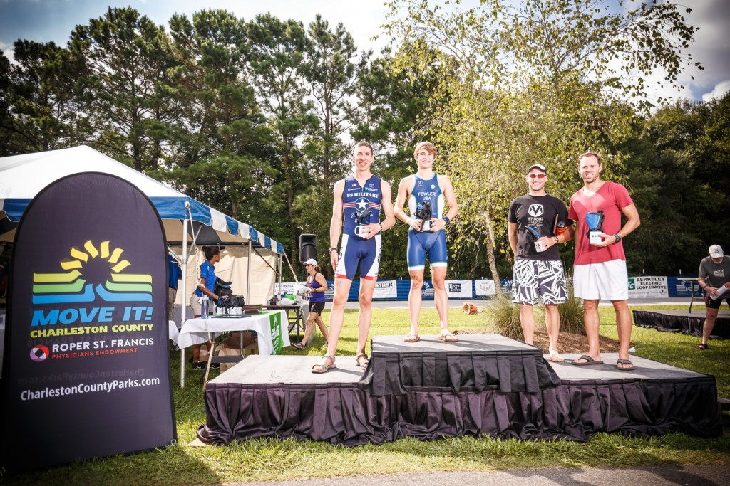 2015 Charleston Sprint Triathlon Series Race #5-460-2